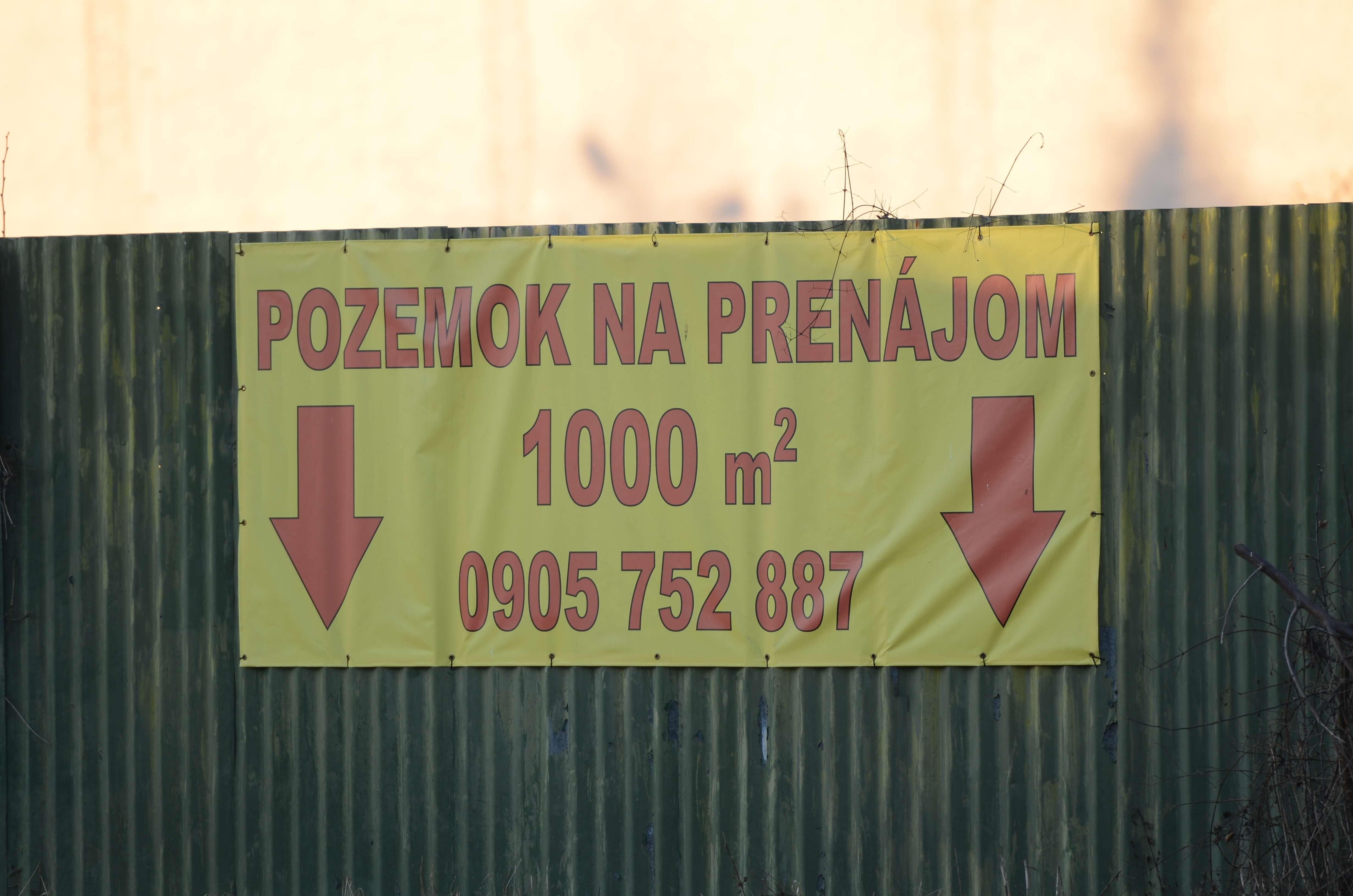 Tlač banneru