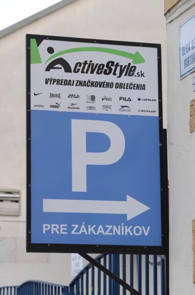 Reklamná tabuľa