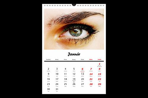 Tlač fotokalendárov