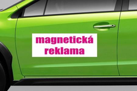 Magnetická reklama