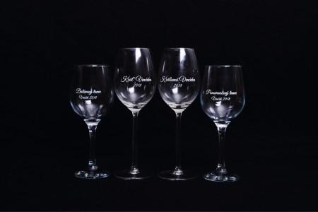 Potlač popolníkov, fliaš a iných sklenených či kovových predmetov